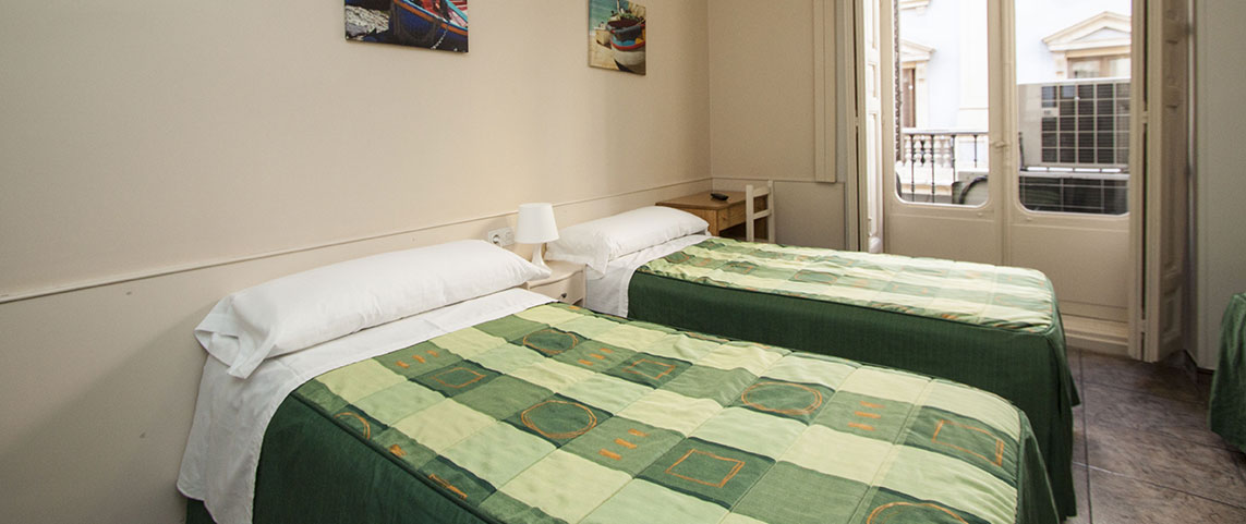 Hostal en centro Madrid